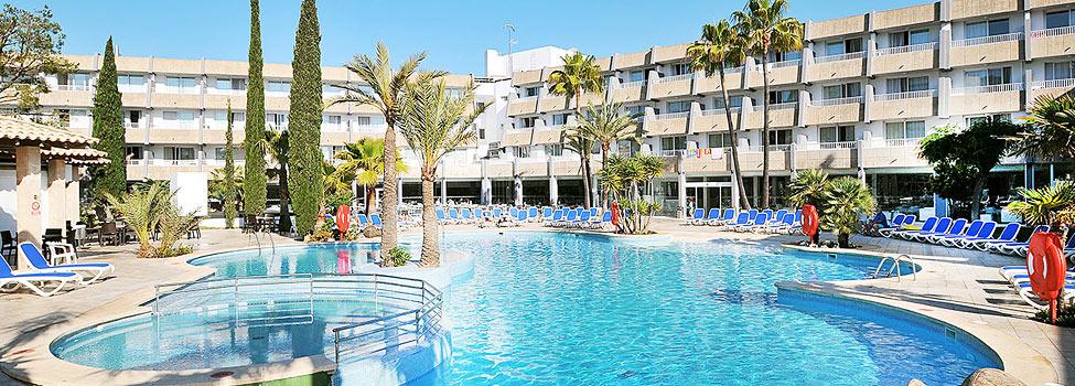 Mar Hotels Rosa del Mar & Spa, Palma Nova/Magaluf, Mallorca, Spanien