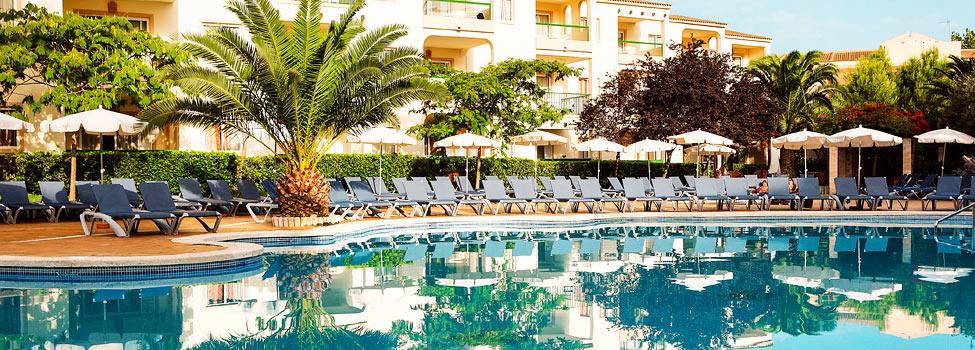 Zafiro Tropic, Alcudia, Mallorca, Spanien