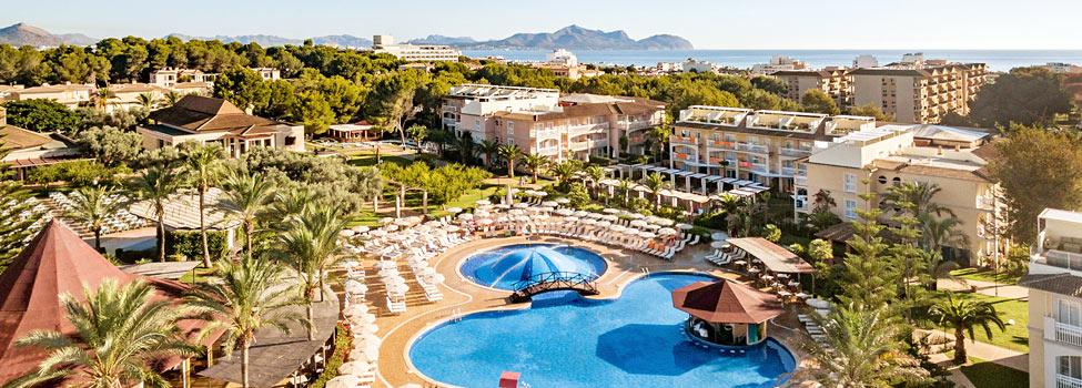 Zafiro Can Picafort, Can Picafort, Mallorca, Spanien