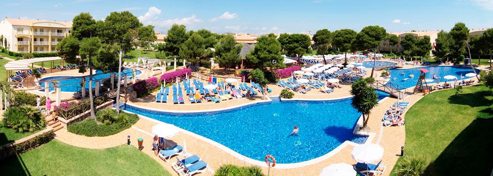 Zafiro Mallorca, Can Picafort, Mallorca, Spanien
