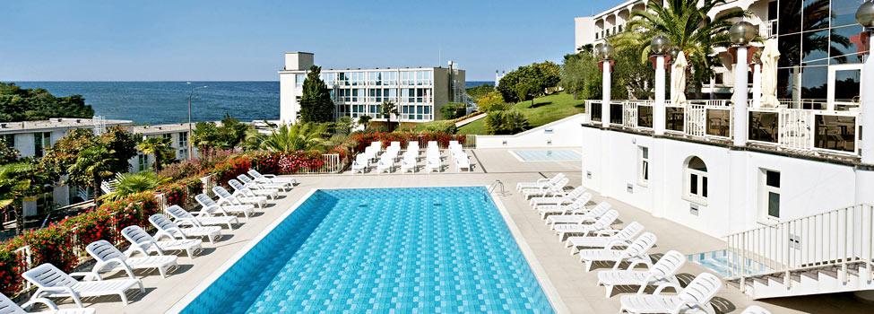 Hotel Laguna Istra, Porec, Istrien, Kroatien