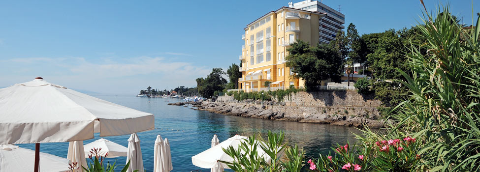 Villa Ambasador, Opatija, Istrien, Kroatien