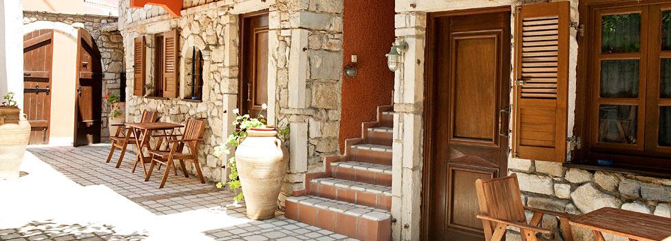1800 Apartments, Parga, Parga-området, Grekland