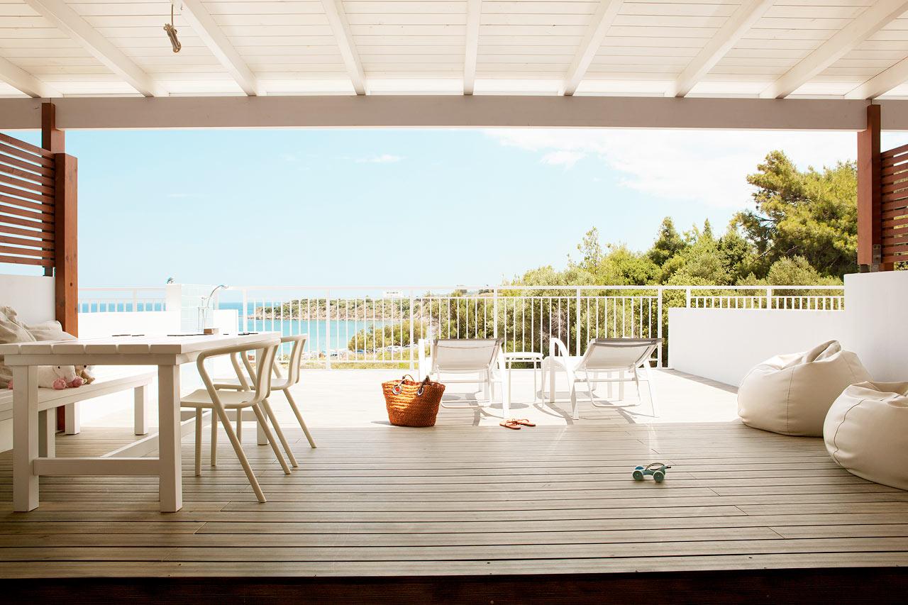 Sunwing Kallithea Beach - Tvårumslägenhet Royal Lounge Suite med stor balkong och begränsad havsutsikt, Helios.