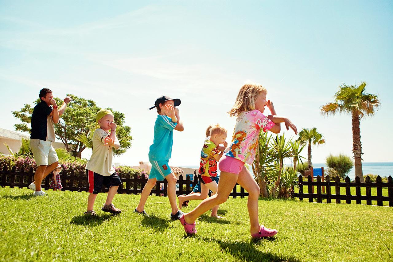 Sunwing Kallithea Beach - Våra aktivitetsvärdar ordnar massor av roliga aktiviteter för barnen.