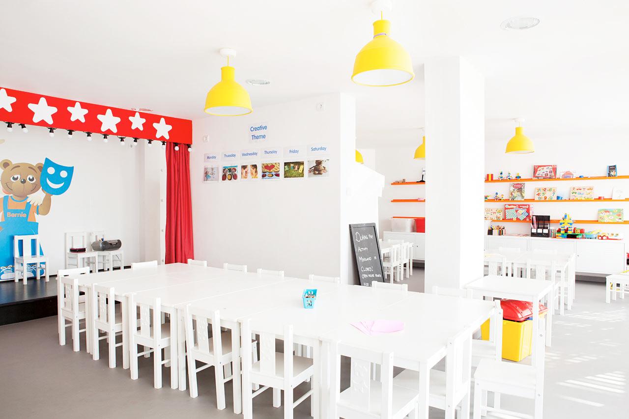 Sunwing Kallithea Beach - Lollo & Bernies Mini Land är alla barns favoritställe.