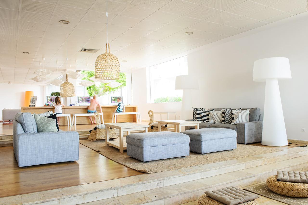 Sunwing Kallithea Beach - Family Lounge på Athena.