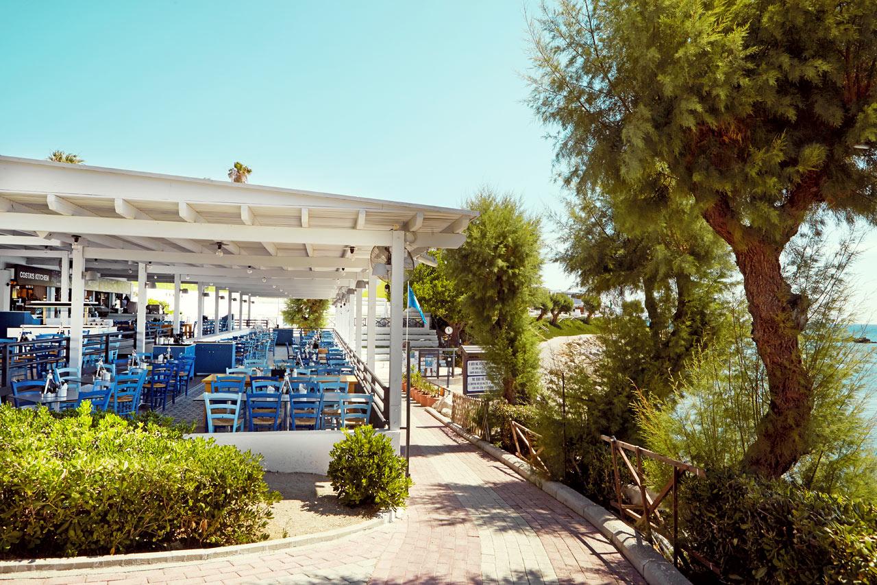 Sunwing Kallithea Beach - Costas Kitchen.