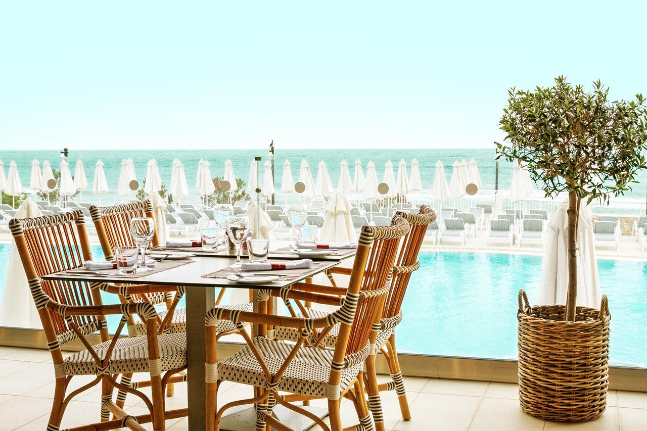 Sunwing Kallithea Beach - Fino Restaurant & Grill.