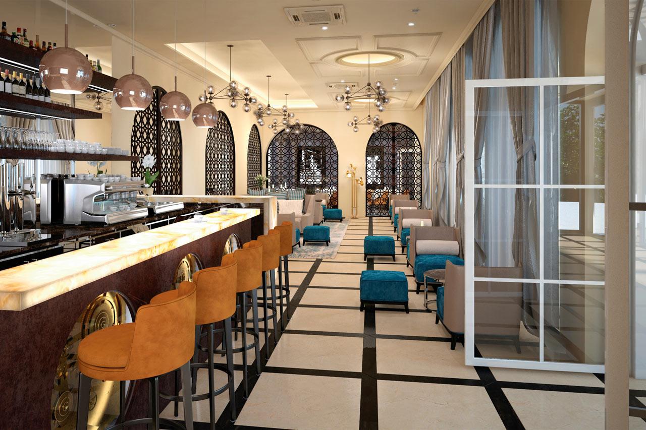 Grand Hotel Slavia Kroatien