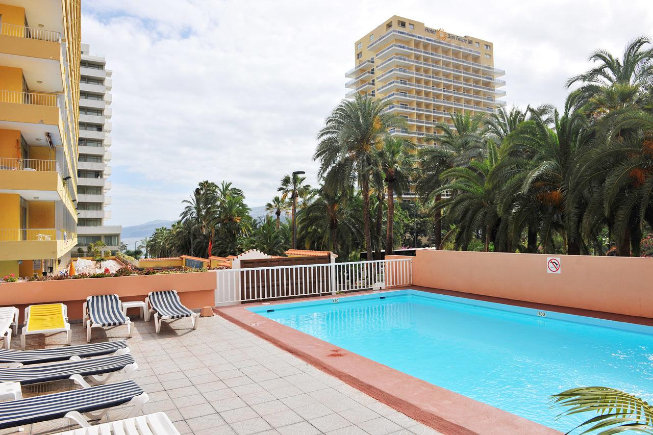 se bilder fr n v rt hotell apartamentos alta i puerto de