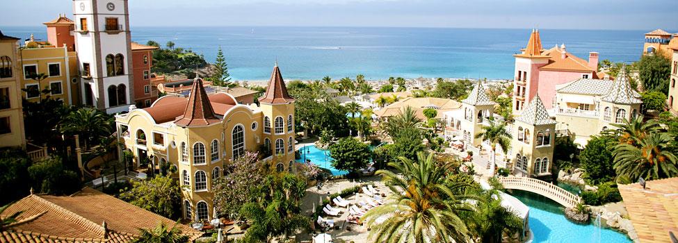 Bahia del Duque, Playa de las Américas, Teneriffa, Kanarieöarna