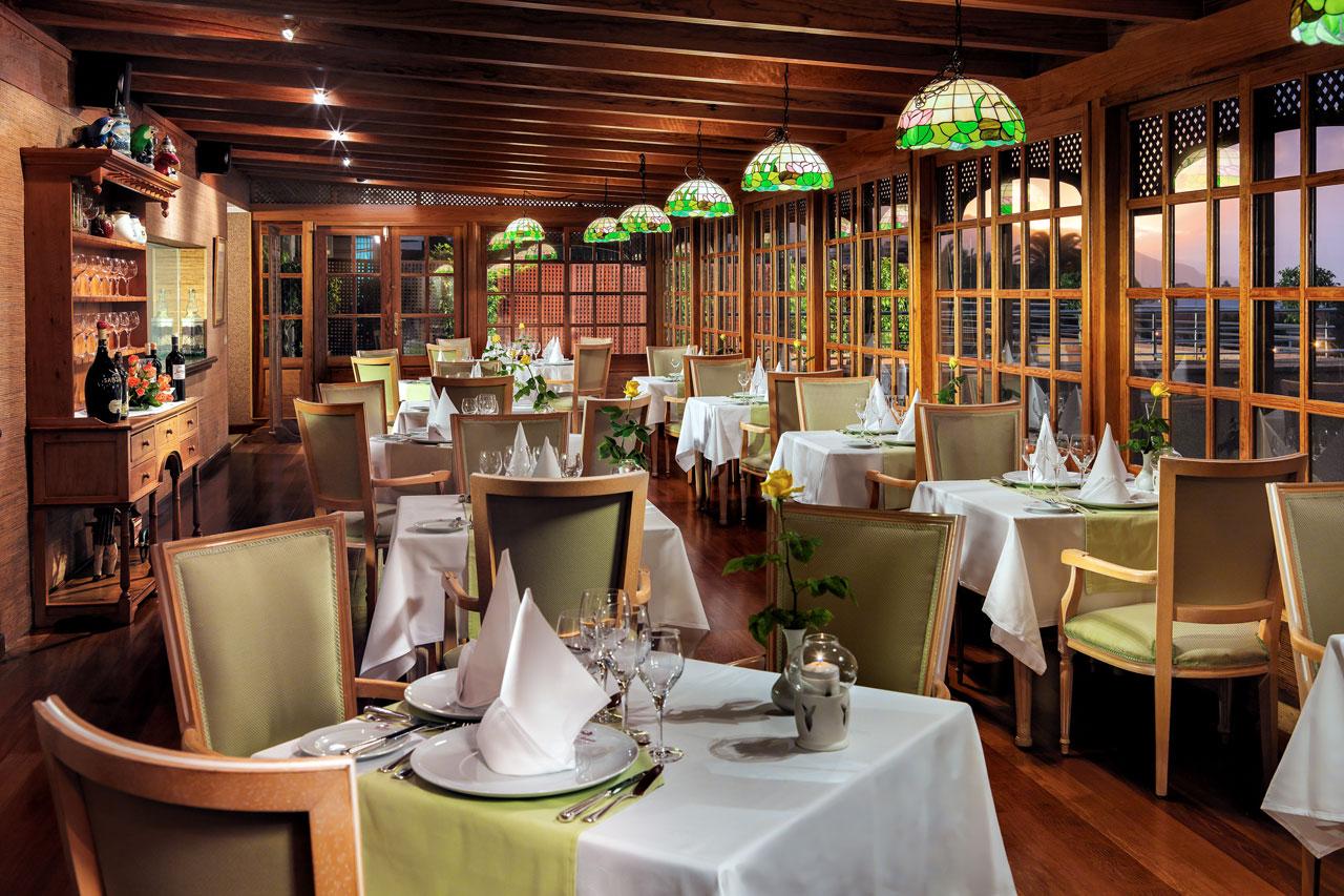 Il Papagallo, italiensk restaurang