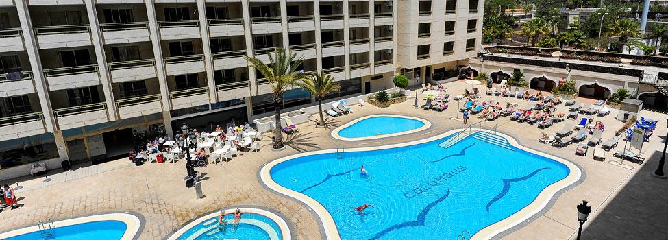 Aparthotel Kn Columbus, Playa de las Américas, Teneriffa, Kanarieöarna