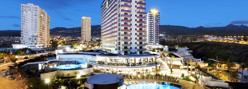 Hard Rock Hotel Tenerife, Playa Paraiso, Teneriffa, Kanarieöarna