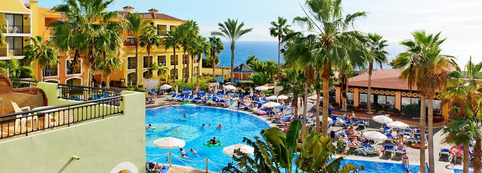 Bahia Principe Tenerife, Playa Paraiso, Teneriffa, Kanarieöarna