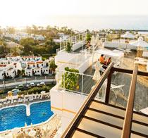 Sunprime Ocean View - för dig som vill ha barnfritt på semestern.