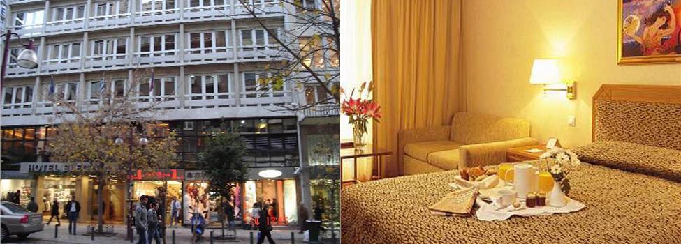Electra Hotel, Aten, Grekland