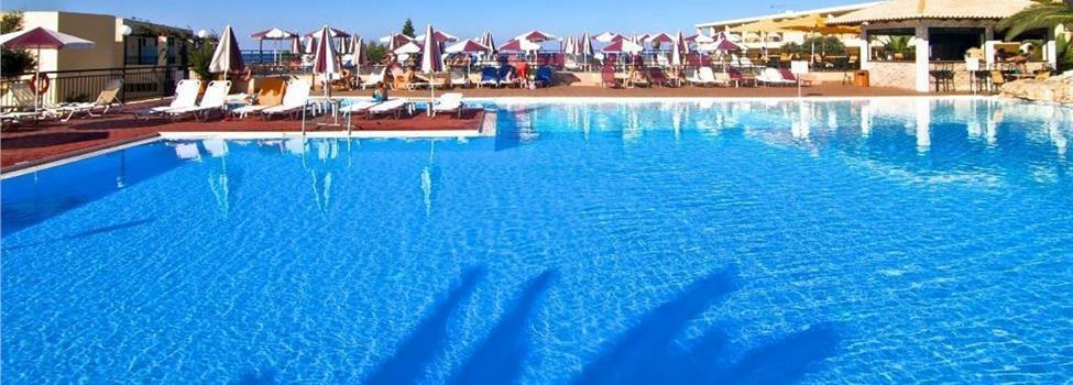 Solimar Aquamarine, Chaniakusten, Gerani, Kreta, Grekland