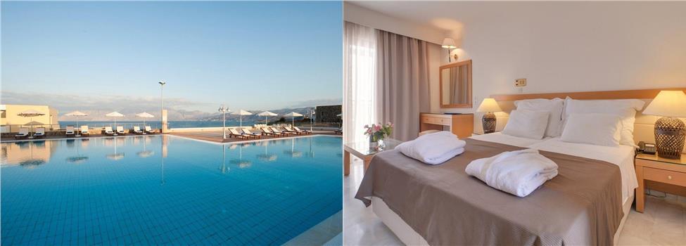 Miramare Resort and SPA, Agios Nikolaos, Kreta, Grekland