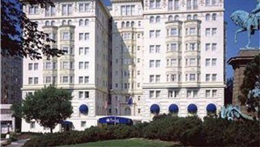 The Churchill Embassy Row