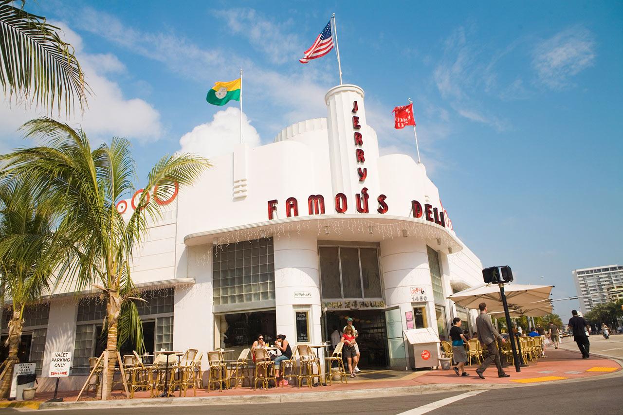 Miami Beach - Miami Beach, Collins Avenue