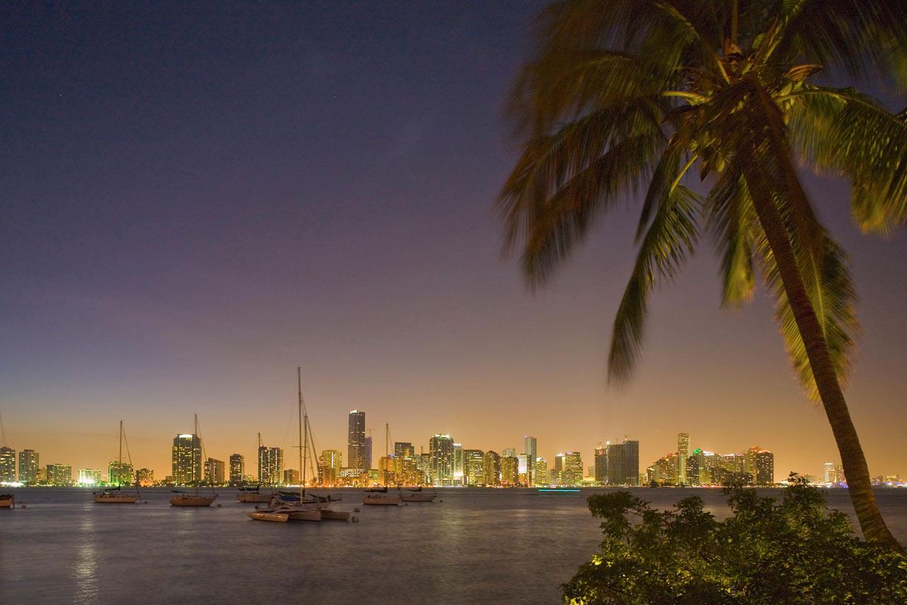 Miami Beach - Bilder hos Ving