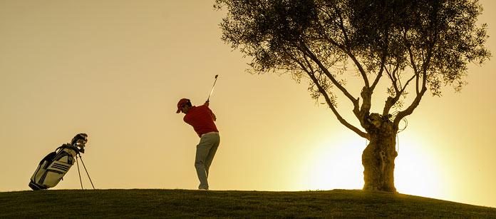 Spela golf i Roquetas de Mar - golfbanor i världsklass.