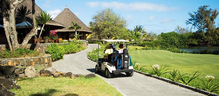 Resor till Mauritius.