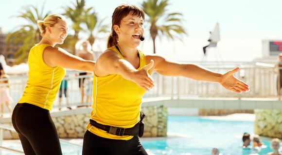 Träning och aktiviteter