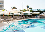 Pool & Strand, Sunprime C-Lounge