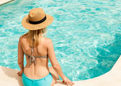 Pool & Strand, Sunprime Protaras Beach