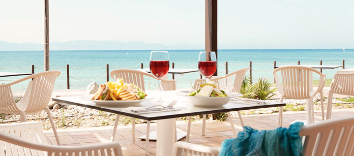 Mat & Dryck, Sunprime Miramare Beach