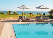 Pool & Strand, Sunprime Platanias Beach