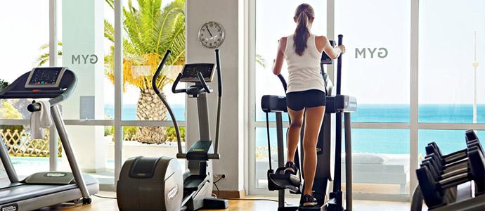 Hotell med träning