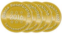 Stora Barnsemesterpriset 2016