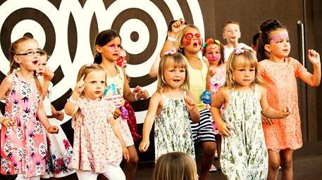 Barn- och ungdomsaktiviteter