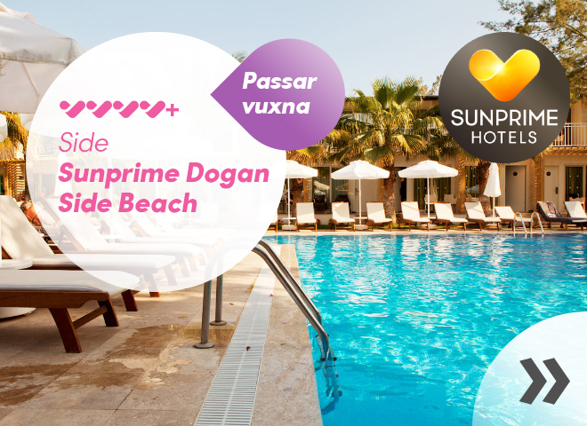 Sunprime Dogan Side Beach
