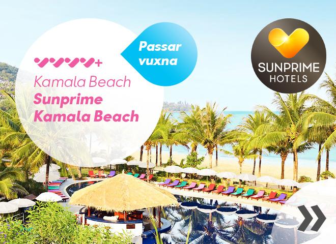Sunprime Kamala Beach