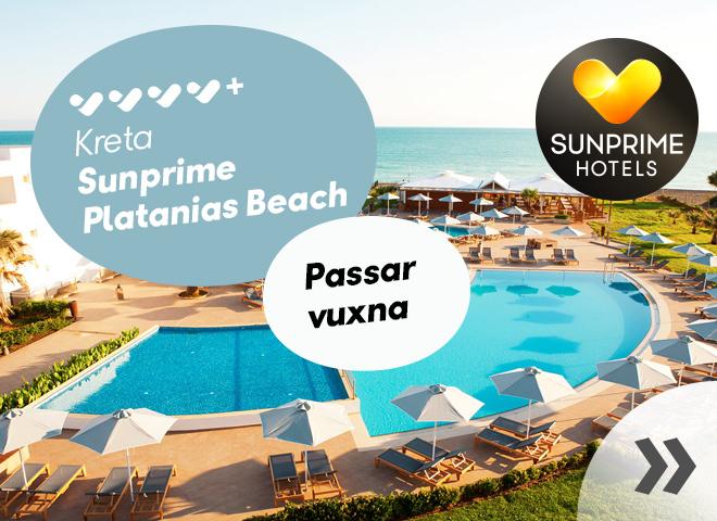 Sunprime Platanias Beach