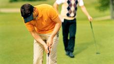 Delta i Vings golftävling