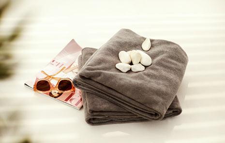 Gratis handdukar