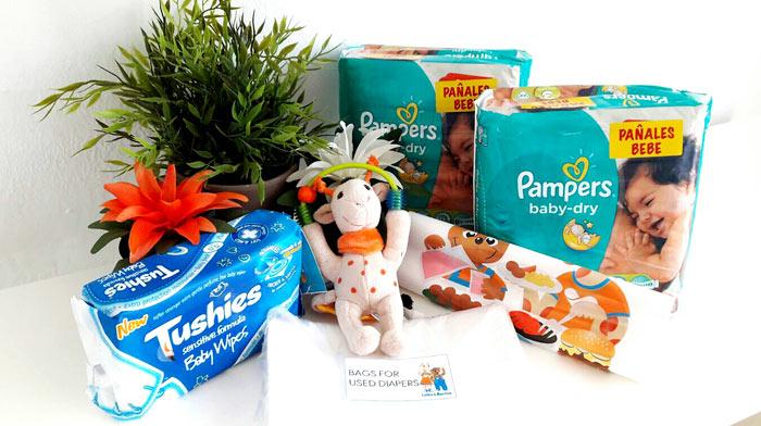 Lollo & Bernie's lilla Bambino-paket